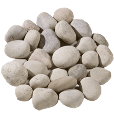 Stones transparent PNG images.