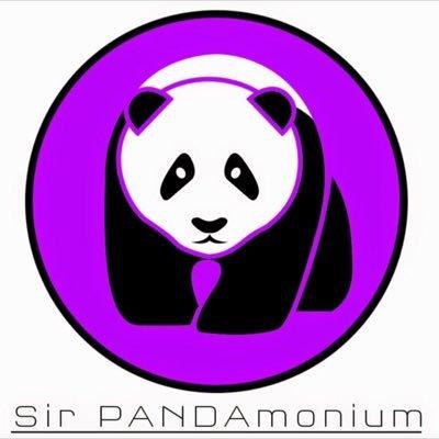 Sir PANDAmoniumPlayz (@Sir_PANDAPlayz).