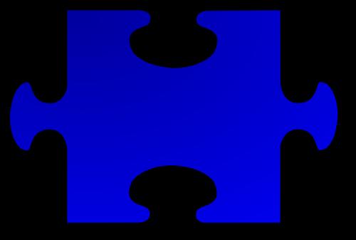 Imagem vetorial de peça de quebra.