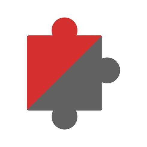 projeto de ícone de peça de quebra.
