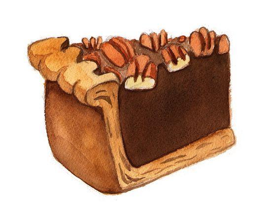Pecan Pie (Alicia Severson):.
