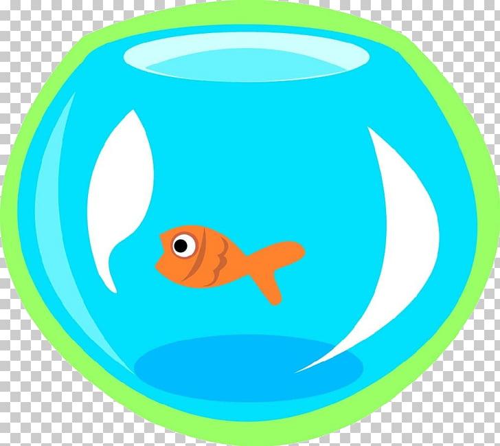 Acuario de peces de colores, pecera de peces de colores PNG.