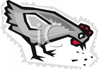 Royalty Free Bird Clip art, Bird Clipart.
