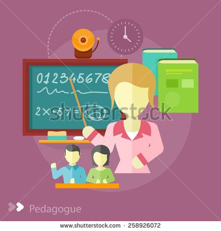 Pedagogue Stock Vectors & Vector Clip Art.
