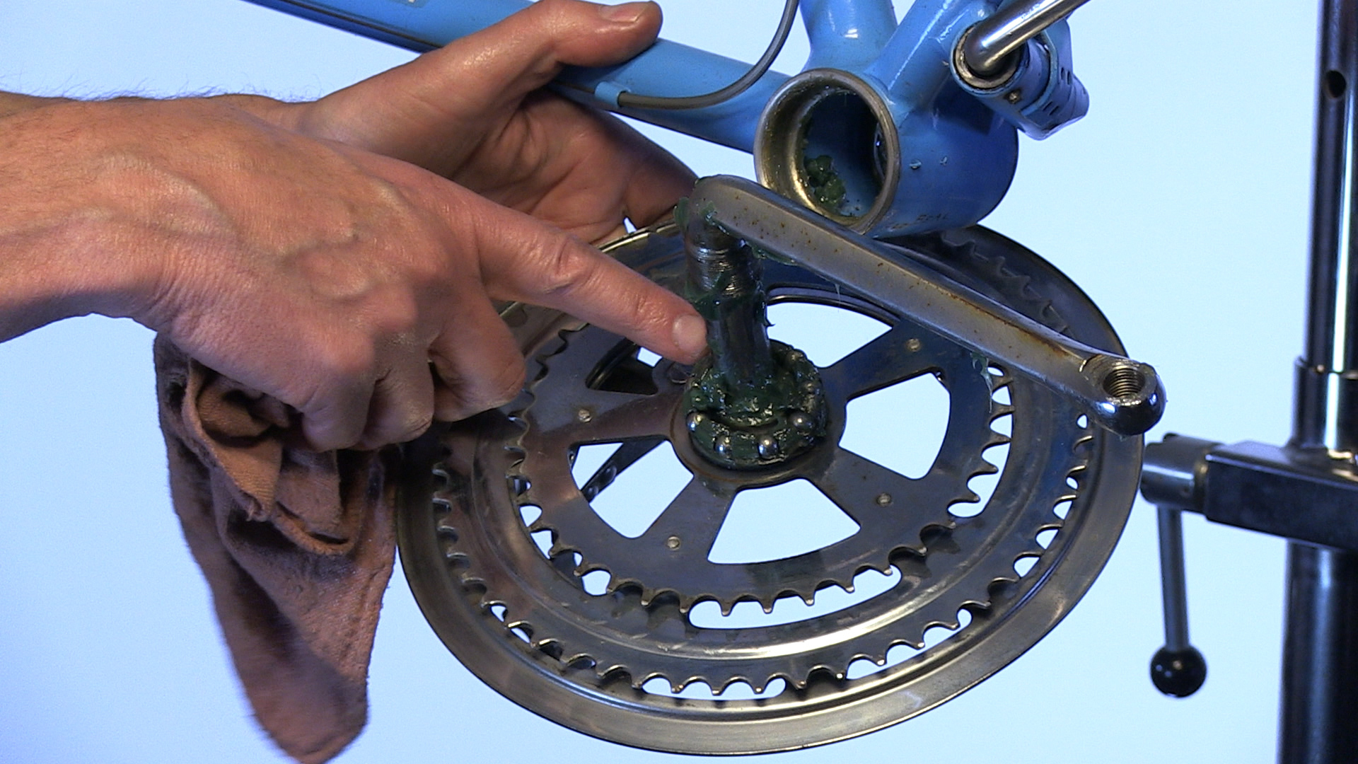 analysis of the aircraft drill and the bicycle crank The sin of crank velocity crank and wattbike or srm's torque analysis system may have also a measurement system for the bicycle crank angle using.