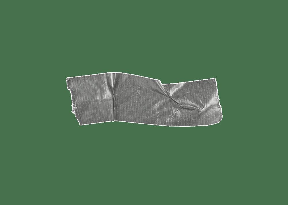 Pedazo de Cinta Adhesiva PNG transparente.