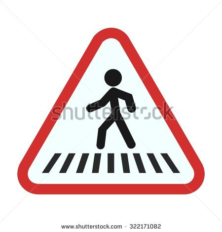 Zebra Crossing Stock Photos, Royalty.