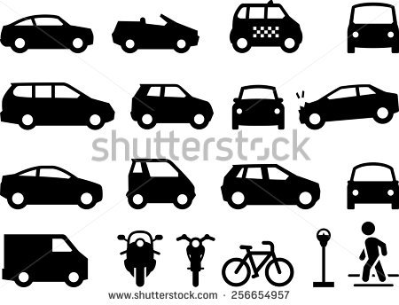 Pedestrian Accident Stock Images, Royalty.