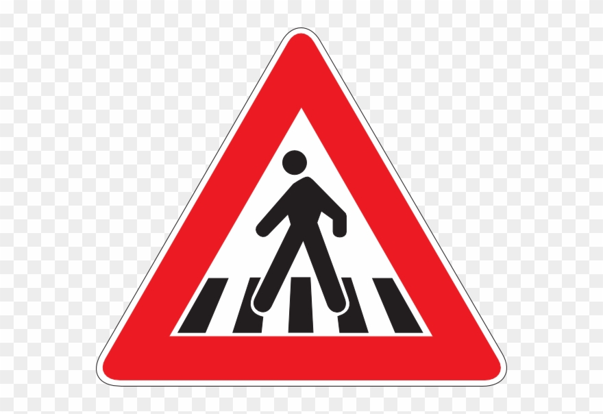 Use Pedestrian Crossing Clipart (#549522).