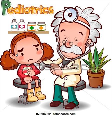 Pediatrics Clipart.