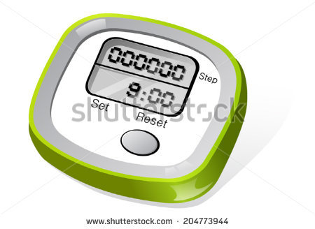 Gallery For > Walking Pedometer Clipart.