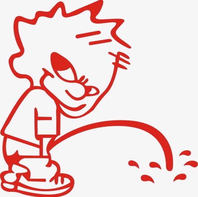 Pee Car Stickers PNG, Clipart, Car, Car Clipart, Car Clipart.