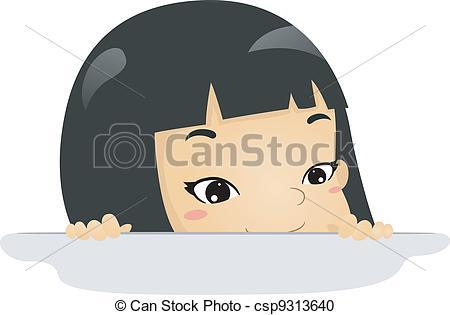 Peeking Clipart and Stock Illustrations. 2,270 Peeking vector EPS.