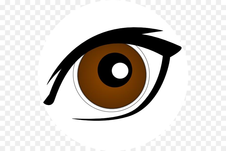 Human Eye Eyebrow Clip Art.