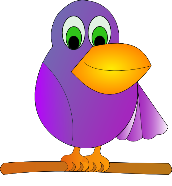 Mr Parrot Clip Art at Clker.com.