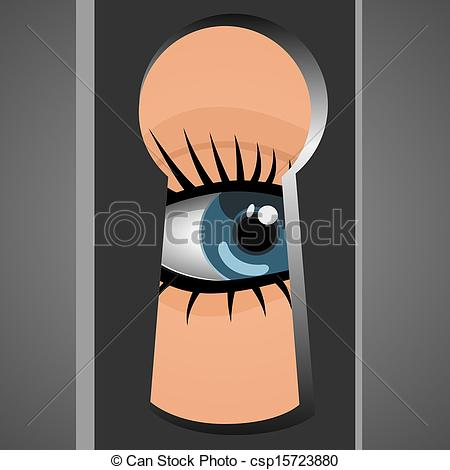 Peephole Clipart and Stock Illustrations. 67 Peephole vector EPS.