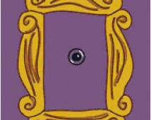 Peephole Clipart.