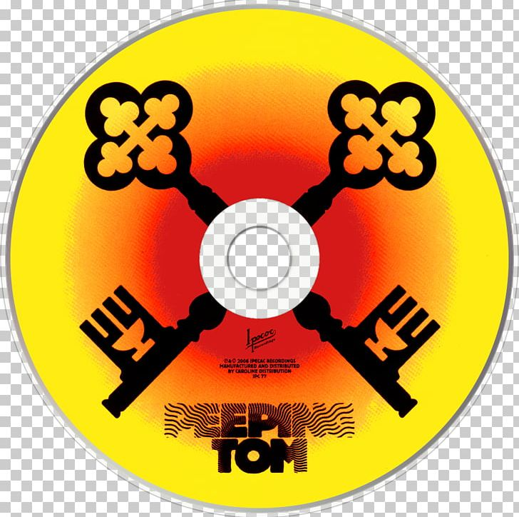 Compact Disc Mojo Peeping Tom Artist Enhanced CD PNG.