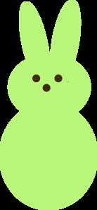 Green Peep Clip Art at Clker.com.