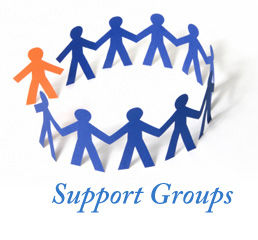 Peer Support Clipart.