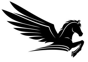 Pegasus Vector at GetDrawings.com.
