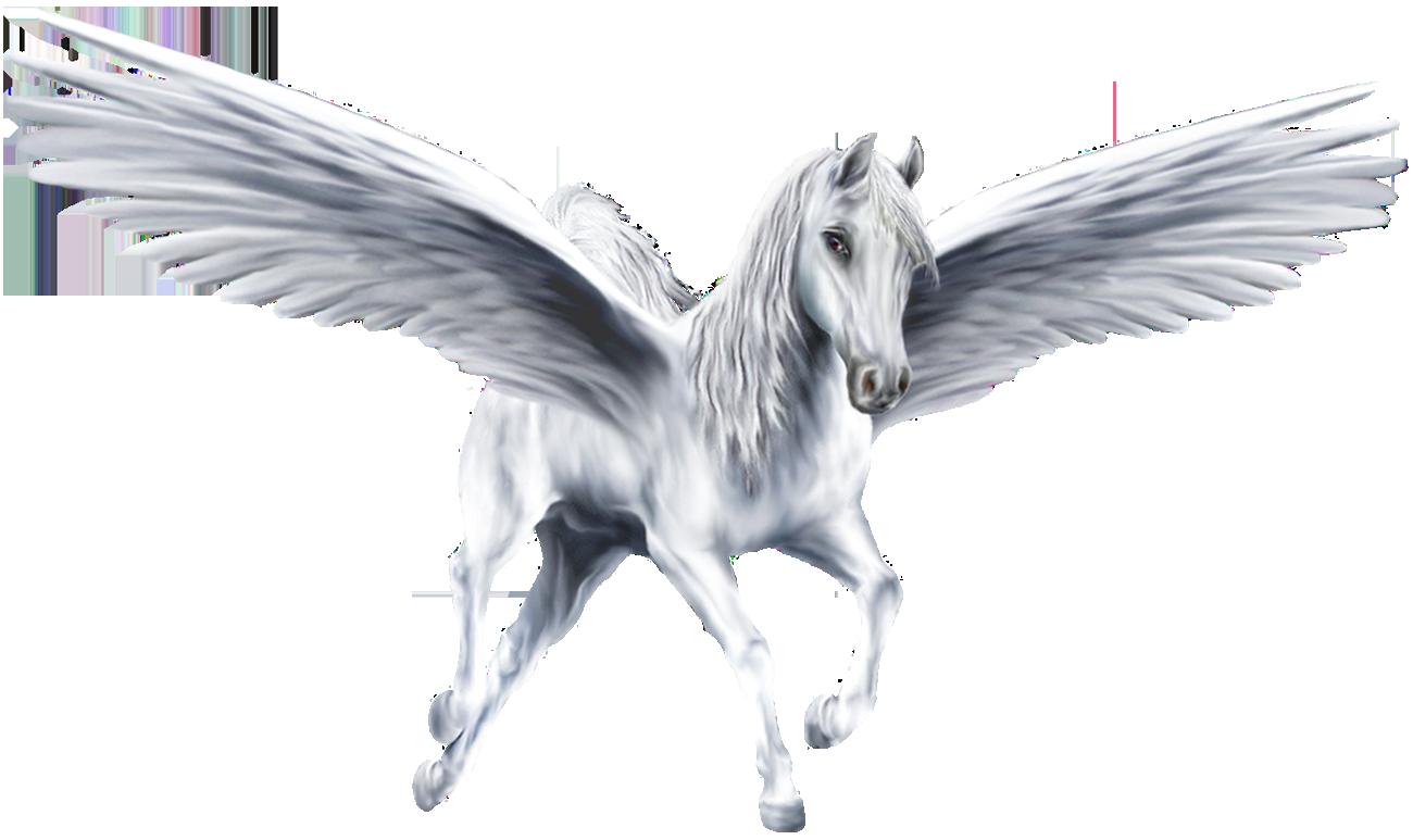 Pegasus PNG Image.
