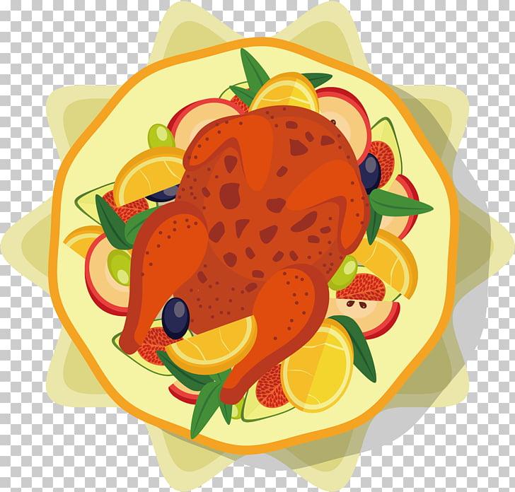 Peking duck Duck xe0 lorange , Delicious roast duck PNG.