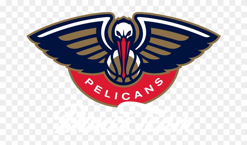 New Orleans Pelicans Alternate Logo, HD Png Download.