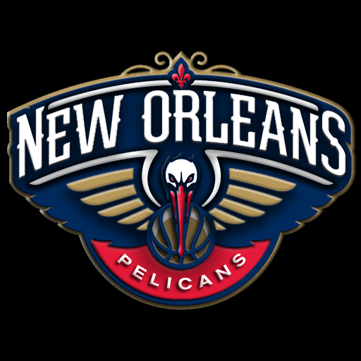 Download Free png New Orleans Pelicans Logo.