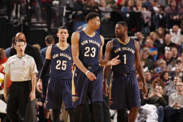 New Orleans Pelicans' Roster Must Keep Pace with Anthony Davis.