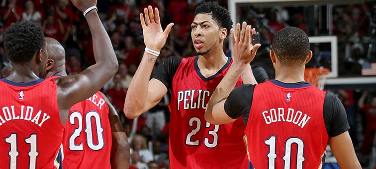 Pelicans stressing roster continuity in free agency.