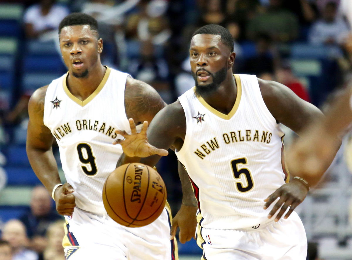 Notebook: Pelicans waive Quincy Ford, Quinn Cook to trim roster to.