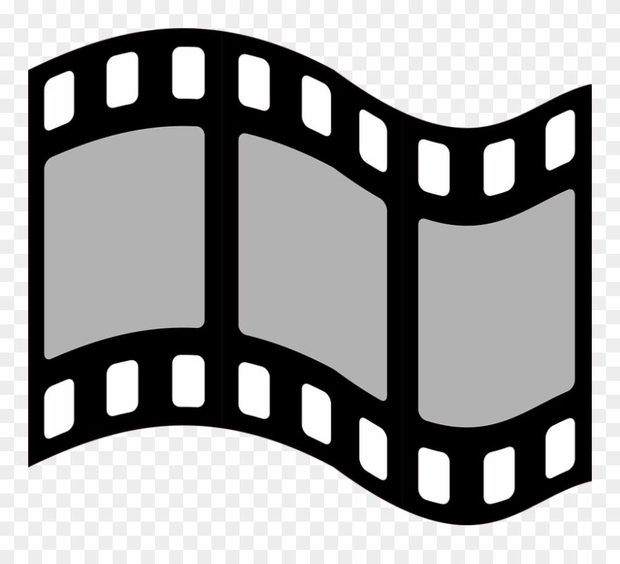 Movie Reel Border 15, Buy Clip Art.