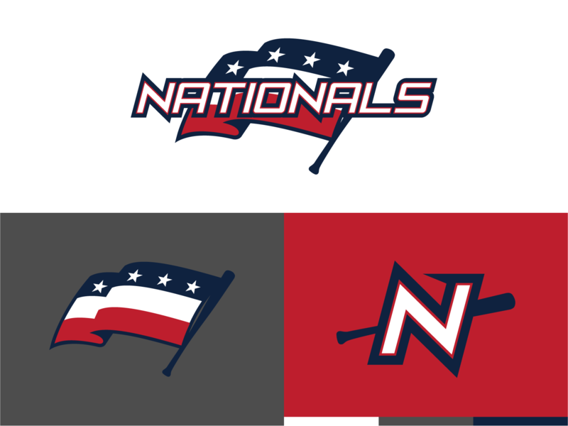 Pella Nationals Logos by Rick Williamson on Dribbble.