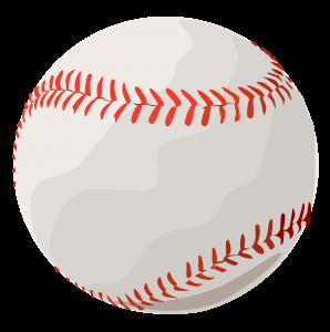 Pelotas de Béisbol Para Colorear.