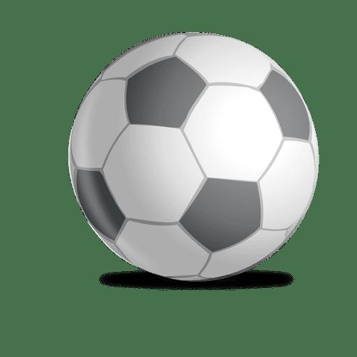 Diseño de pelota de futbol.