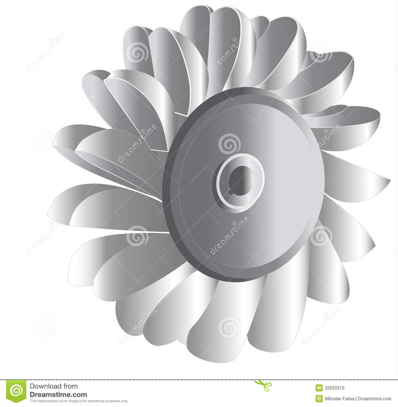 Water turbine clipart.