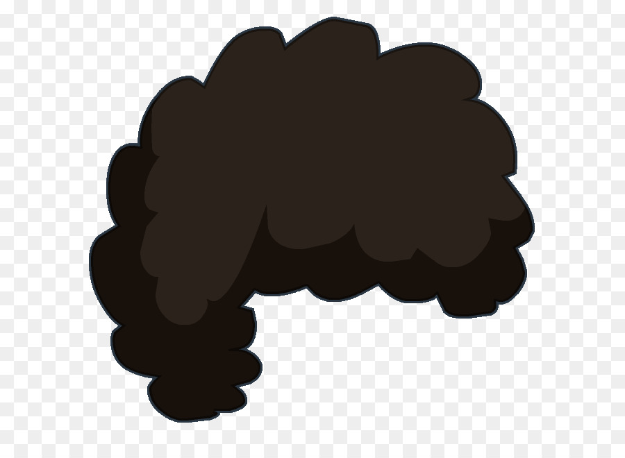 Peluca afro download free clip art with a transparent.