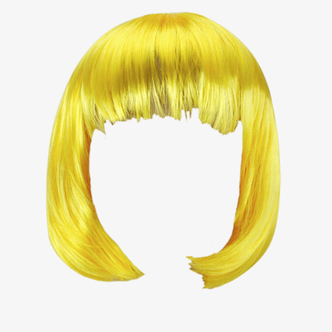 658 Wig free clipart.