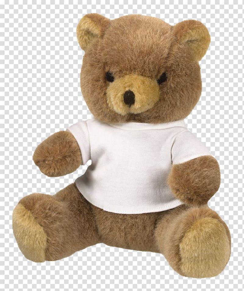 Teddy bear T.