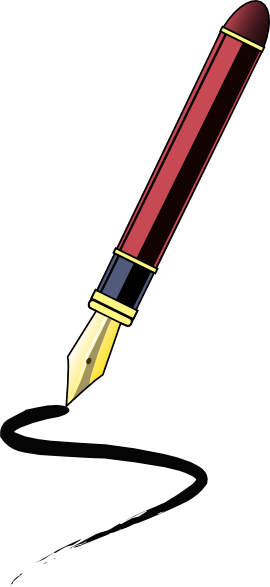 Ink Pen Clip Art at Clker.com.