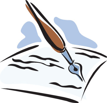 Pen And Paper Transparent Image Vector, Clipart, PSD.