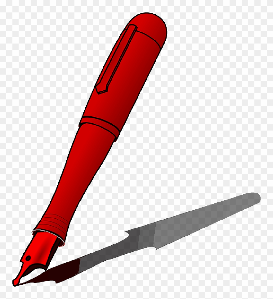 Paper And Pen Clipart , Png Download.