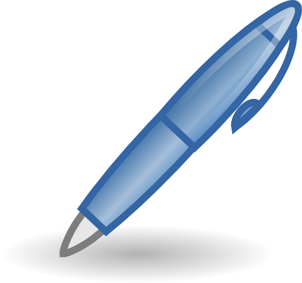 Free Pen Writing Cliparts, Download Free Clip Art, Free Clip.