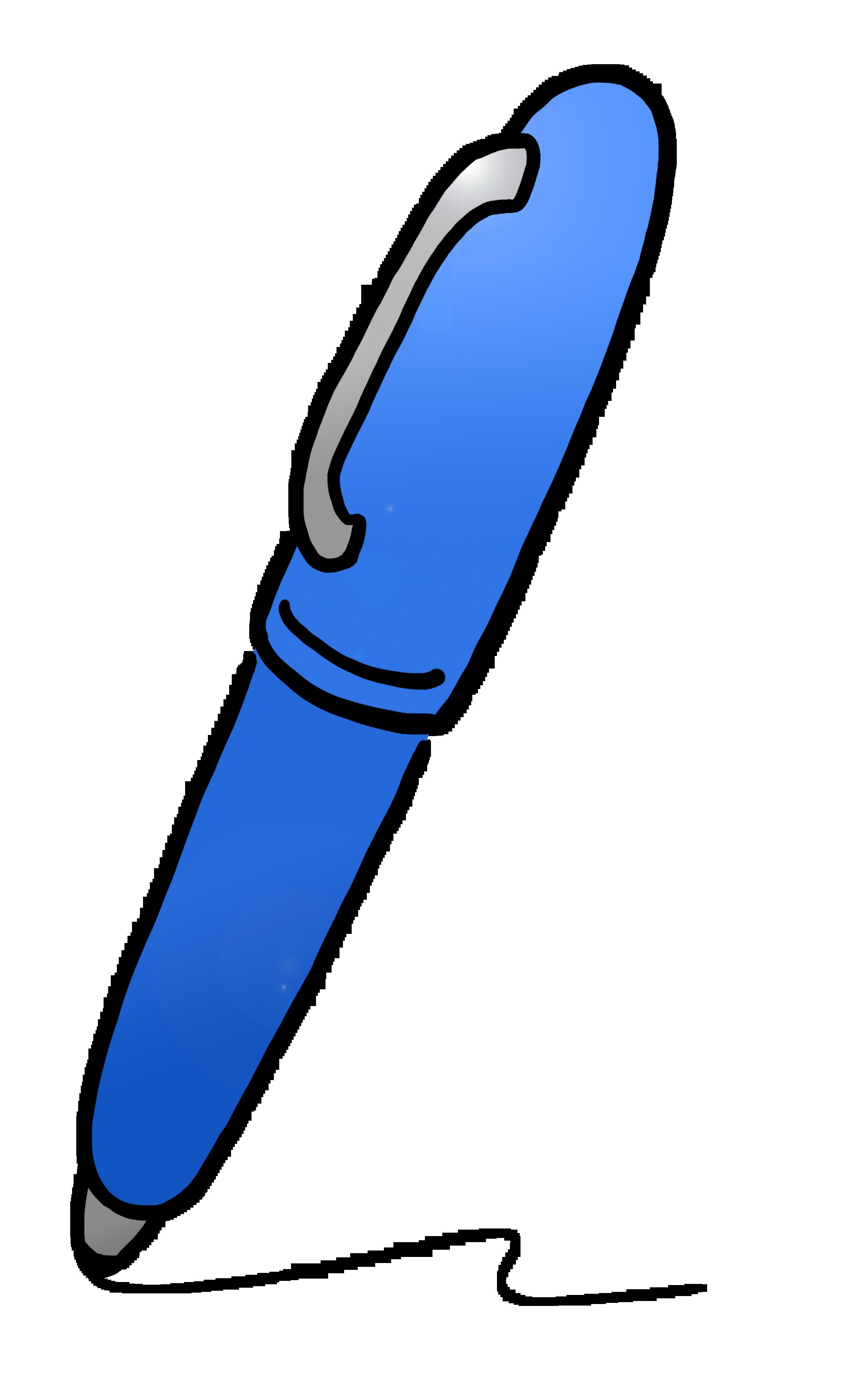 Pen Clip Art.