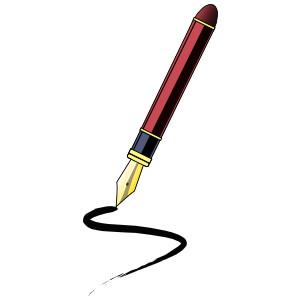 Pen clipart images.