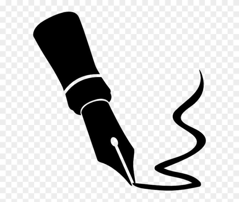 Fountain Pen Computer Icons Clip Art.