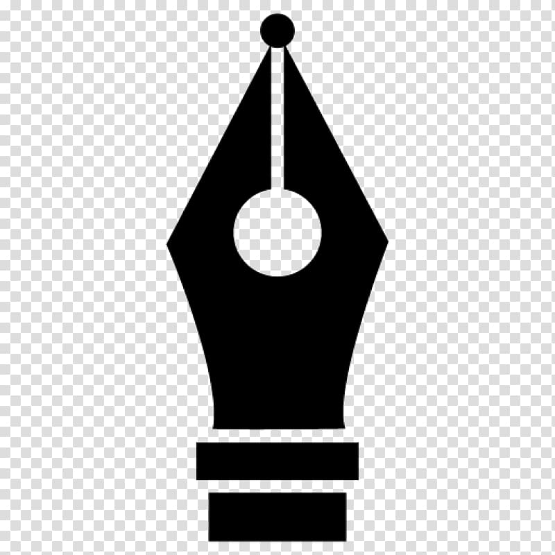 Pen nib , Pen Tool Computer Icons, fountain pen transparent.