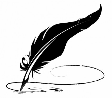 Feather Pen Clipart#2178380.
