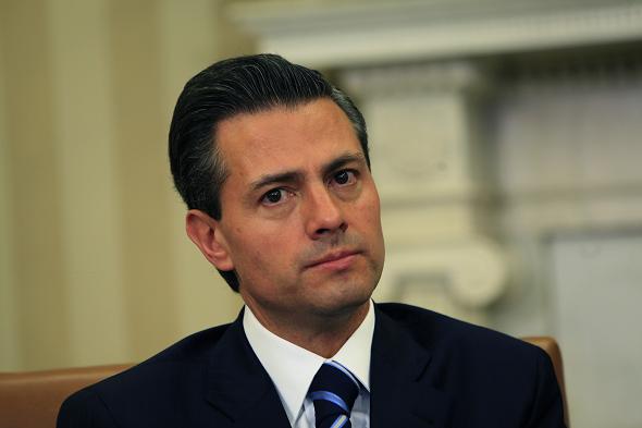 Worldbeaters: Enrique Pena Nieto.
